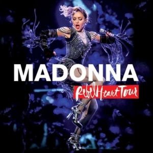 Cover - Rebel Heart Tour (2CD)