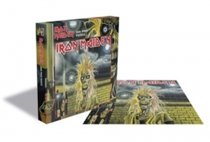 Cover - Iron Maiden (500 Piece Puzzle)