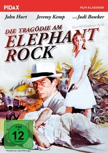 Cover - Die Tragoedie am Elephant Rock