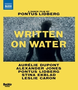 Cover - Written on Water