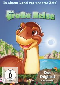 in einem land vor unserer zeit: die große reise - charles grosvenor - dvd - www.mymediawelt.de
