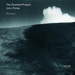 Cover - The Dowland Project - Romaria