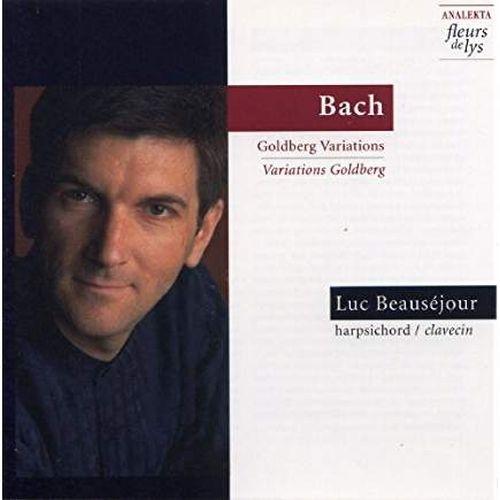 Goldberg Variationen BWV 988 - BEAUSEJOUR LUC [CD]