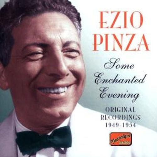 Some Enchanted Evening - Original Recordings 1949-1954 - PINZA EZIO [CD]