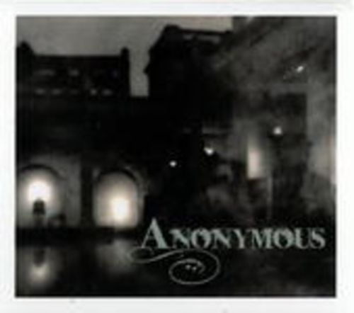 Anonymous - VARIOUS [2x CD]