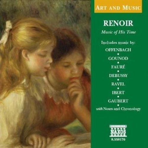 Renoir-Music Of His Time - VARIOUS [CD]
