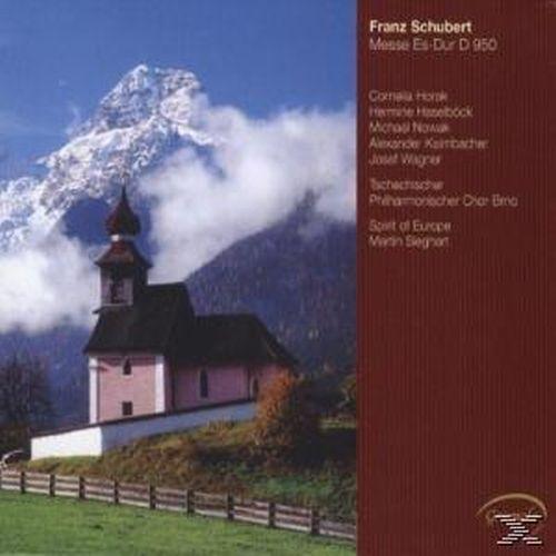 Messe 6 In Es-Dur D 950 - SIEGHART MARTIN/SPIRIT OF EUROPE [CD]