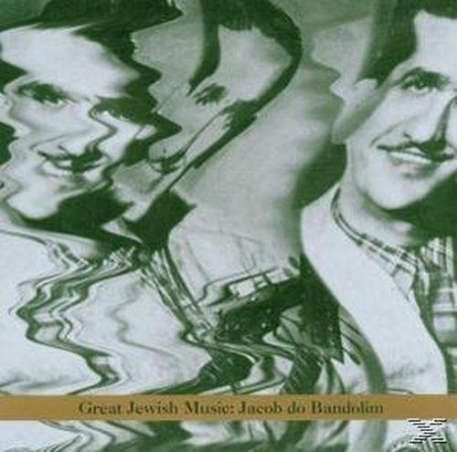 Great Jewish Music - DO BANDOLIM JACOB [CD]