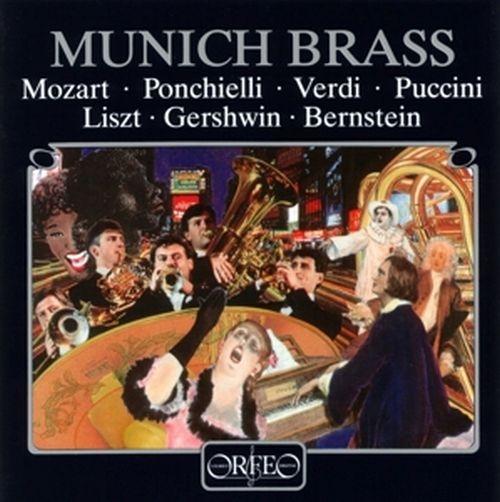 Munich Brass II:West Side Story/Dixie Dancing/+ - MUNICH BRASS [LP]