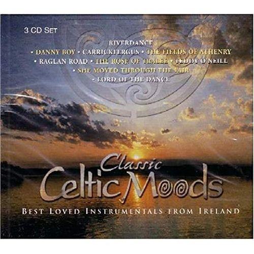 CLASSIC CELTIC MOODS - VARIOUS [3x CD]