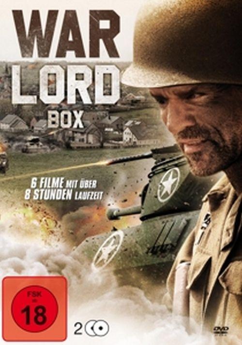 War Lord (6 Filme-Box) [2x DVD]