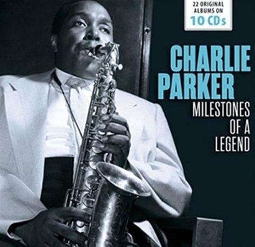 22 Original Albums - PARKER CHARLIE [10x CD]