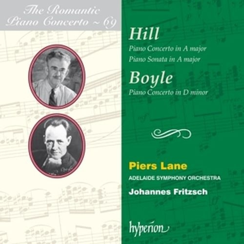 Romantic Piano Concerto Vol.69 - LANE PIERS/FRITZSCH JOHANNES/ADELAIDE SO [CD]