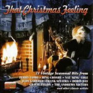 That Christmas Feeling - VARIOUS [CD]