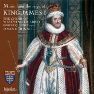 O'Donnell,J./Westminster Abbey Choir - Music from the reign of King James I