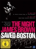 David Leaf - The Night James Brown Saved Boston