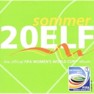 Diverse - Sommer 20Elf - Official FIFA Women World Cup Album