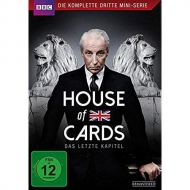 Mike Vardy - House of Cards - Die komplette dritte Mini-Serie (2 Discs)