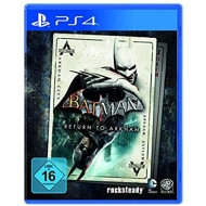 PS4 - Batman: Return to Arkham