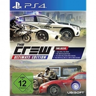 PS4 - The Crew - Ultimate Edition