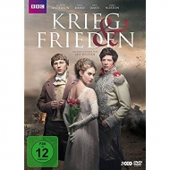 Dano,Paul/Norton,James/James,Lily/+ - Krieg & Frieden (3 Discs)