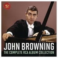 Browning,John - John Browning-The Complete RCA Album Collection