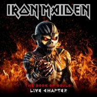 Iron Maiden - The Book Of Souls:Live Chapter (Deluxe Edition)
