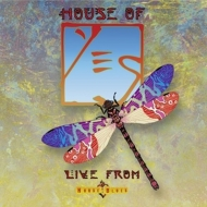Yes - House Of Yes-Live From House Of Blues