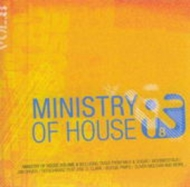 Diverse - Ministry Of House - The Finest House Tunes Vol. 8