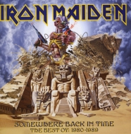 Iron Maiden - Somewhere Back In Time: The Best Of 1980-1989