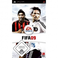 Playstation Portable - FIFA 09