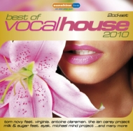 Diverse - Best Of Vocal House 2010