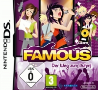 Nintendo DS - Famous - The Road to Glory