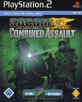 Playstation 2 - SOCOM - U.S. Navy SEALs: Combined Assault - Headset Bundle