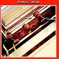The Beatles - 1962-1966 - Red