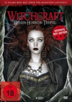 Todd,Tony/Oberst Jr.,Bill/Bane,Lee - Witchcraft Ultimate Box-Edition (12 Filme/4 DVDs)