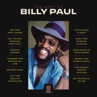 Paul,Billy - The Best Of Billy Paul
