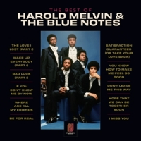 Melvin,Harold & The Blue Notes - The Best Of Harold Melvin & The Blue Notes