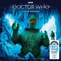 Doctor Who - The Ice Warriors (Deluxe Molten Ice 3LP-Set)