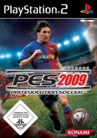 Playstation 2 - Pro Evolution Soccer 2009