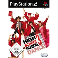 Playstation 2 - High School Musical 3: Senior Year DANCE!