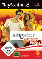 Playstation 2 - SingStar: Turkish Party