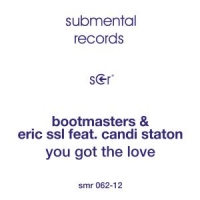Bootmasters & Eric SSL feat. Candi Staton - You Got The Love